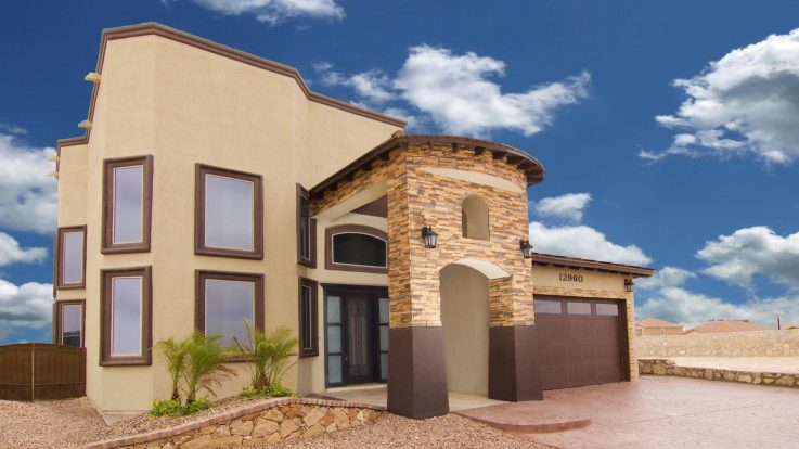 A Close Look at Some Exterior Options For Your Santana Home
